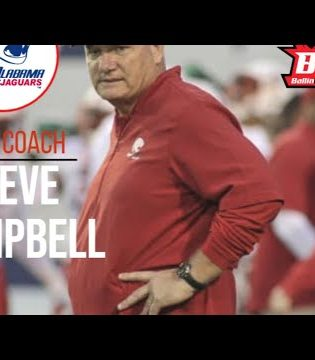 BDS Interview with South Alabama Football Head Coach Steve Campbell