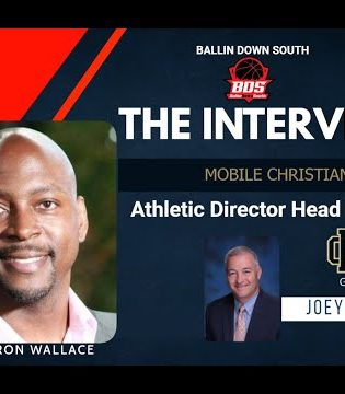 The Interview Guest Mobile Christian Academy Athletic Director Coach Joey Adams