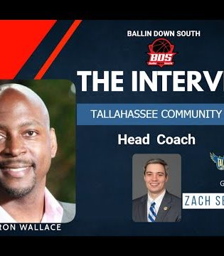 """""""The Interview"""" with Tallahassee CC MBB Head Coach Zach Settembre"""