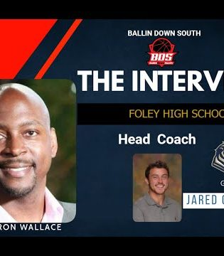 """""""The Interview"""" with Foley H.S. New Varsity Boys Basketball Head Coach Jared Gilliland"""