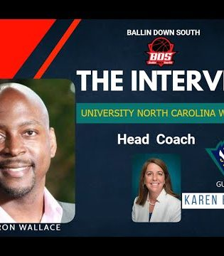 """""""The Interview"""" with University of North Carolina Wilmington WBB Head Coach Karen Barefoot"""