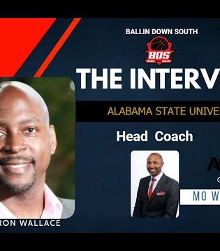 """""""The Interview"""" with Alabama State MBB Head Coach Mo Williams"""