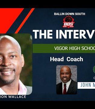 """The Interview"" with New Vigor Head Football Coach John McKenzie"