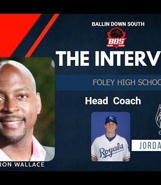 """The Interview"" with New Foley Baseball Coach Jordan Ebert"